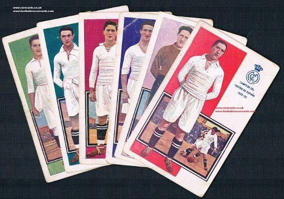 1920s  x6 Real Madrid relics BARGAIN